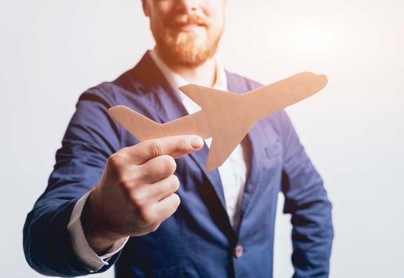 תביעות קטנות – דחיית תביעה בשל אי אשרור טיסה